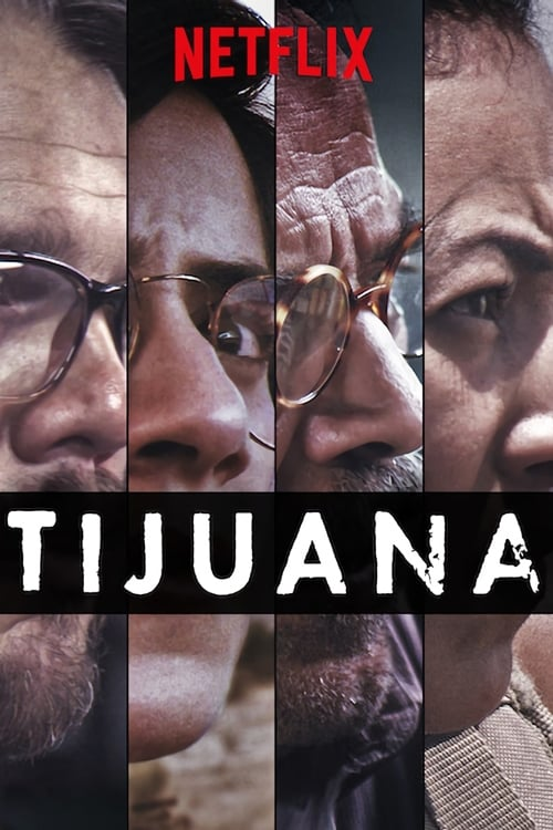 Cover of the Season 1 of Tijuana