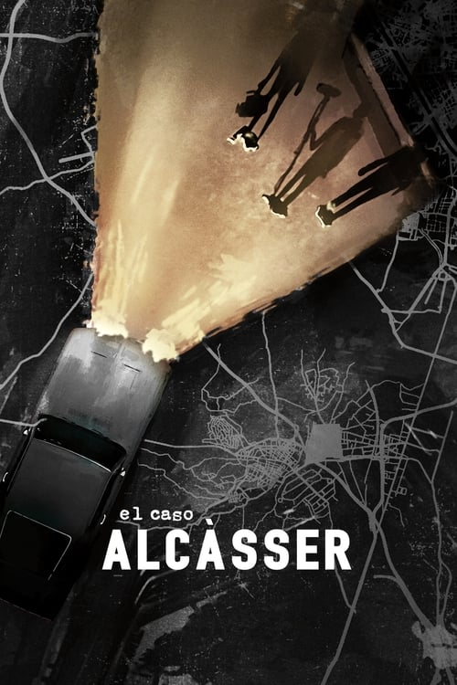Cover of the Season 1 of The Alcàsser Murders