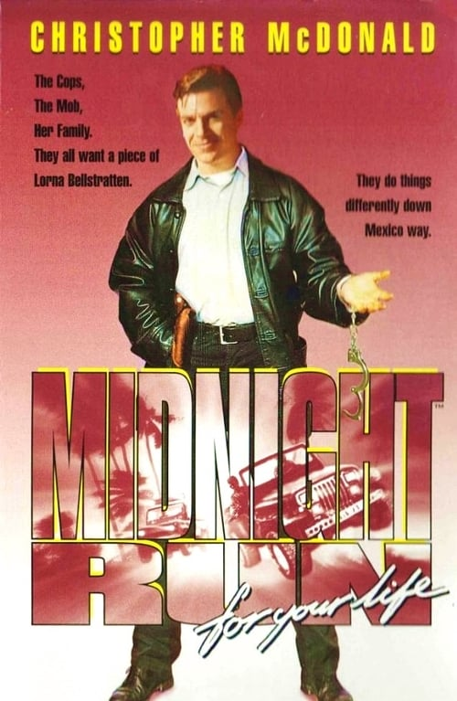 Midnight Run for Your Life (1994) Poster
