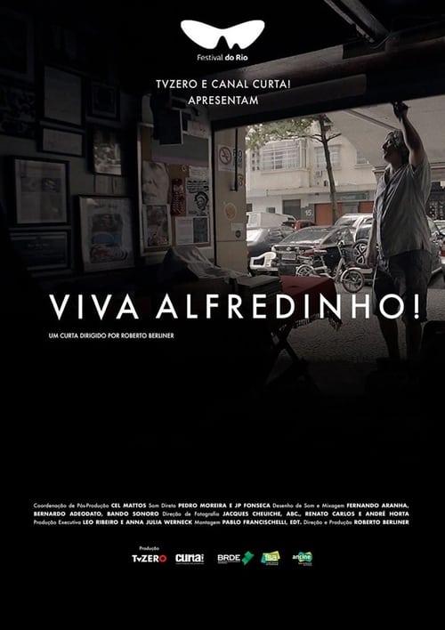 Viva Alfredinho! (2019) PelículA CompletA 1080p en LATINO espanol Latino