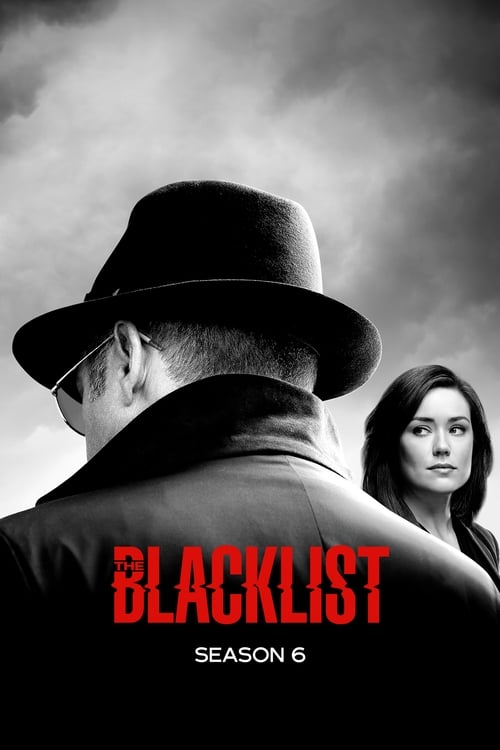 Cover of the Season 6 of The Blacklist
