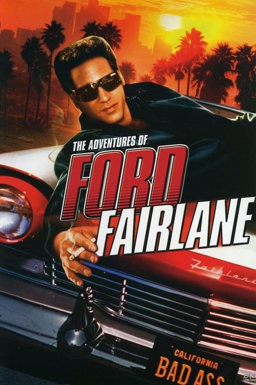 Dobrodružstvá Forda Fairlanea