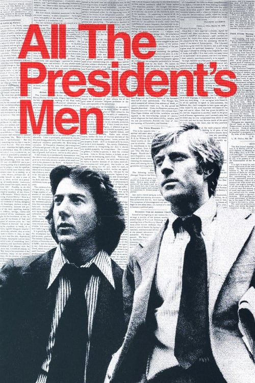 All the President's Men Poster