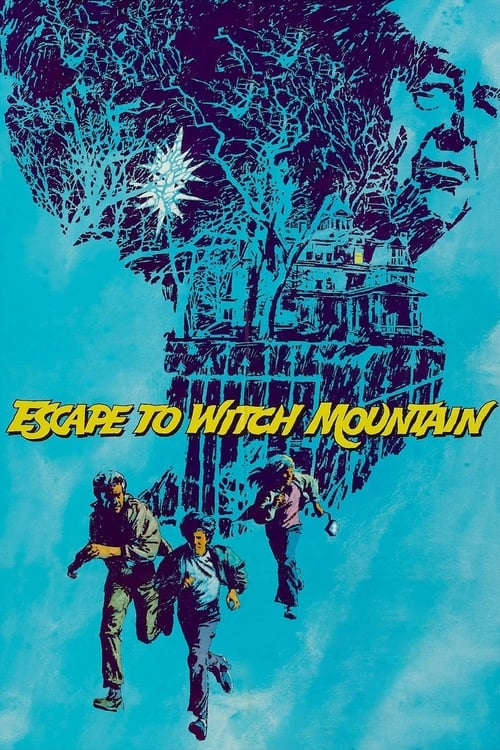 Escape to Witch Mountain (1975) Watch Full Movie Streaming Online