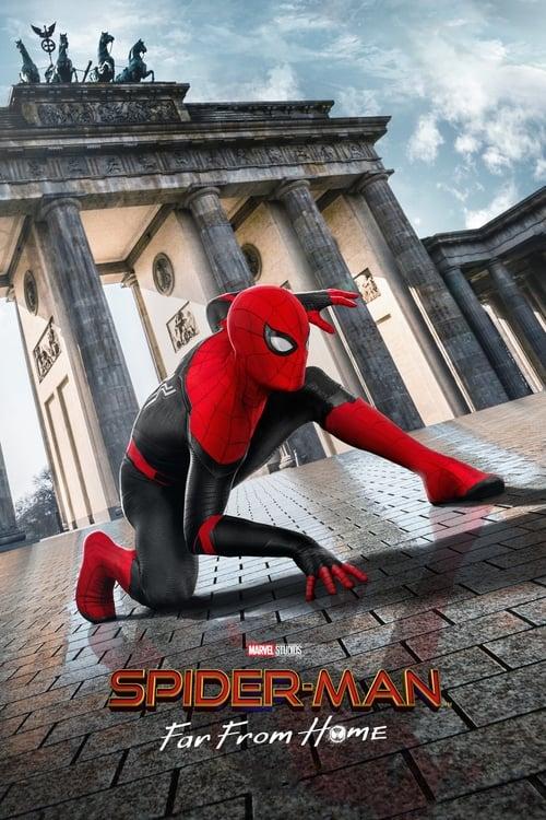 Poster för Spider-Man: Far from Home