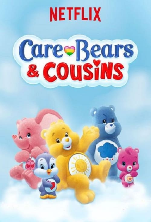 Cover of the Season 2 of Care Bears and Cousins