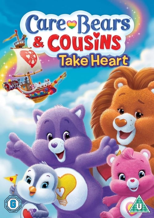Care Bears and Cousins Take Heart (DVD)