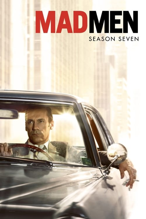 Cover of the Season 7 of Mad Men