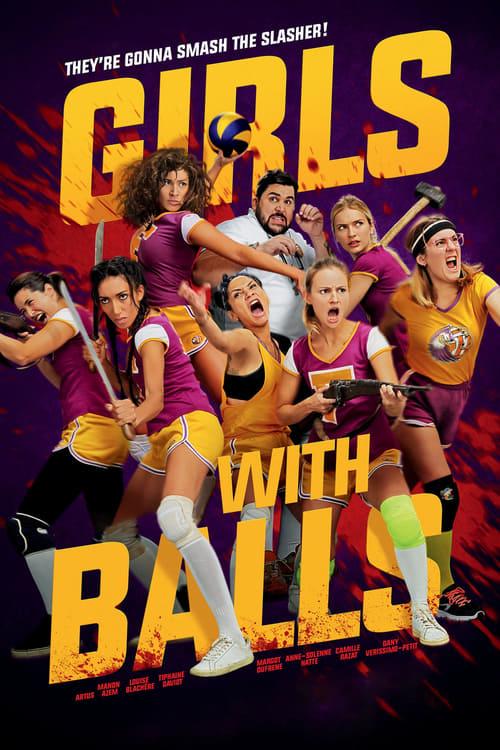 watch Girls with Balls full movie online stream free HD