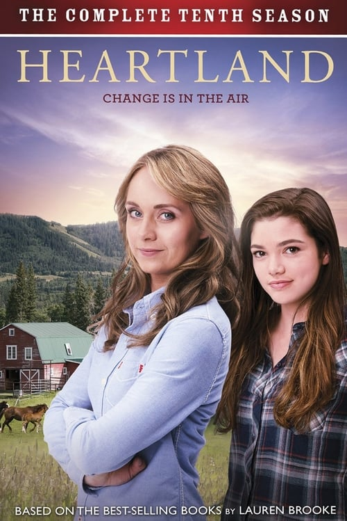 Cover of the Season 10 of Heartland