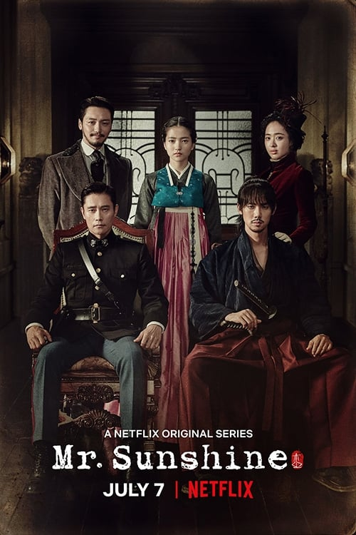 Cover of the Season 1 of Mr. Sunshine