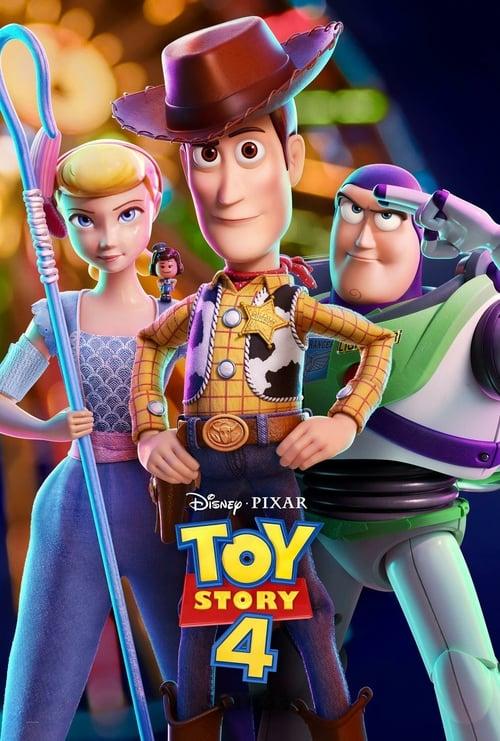 Poster för Toy Story 4