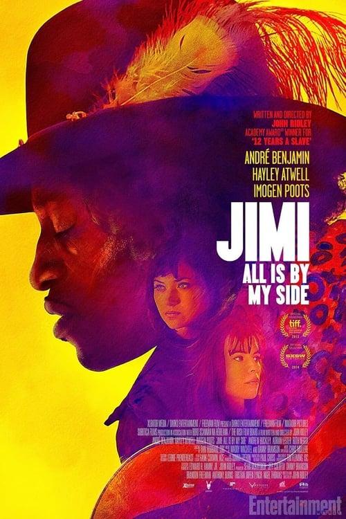 Skutočný príbeh Jimiho Hendrixa