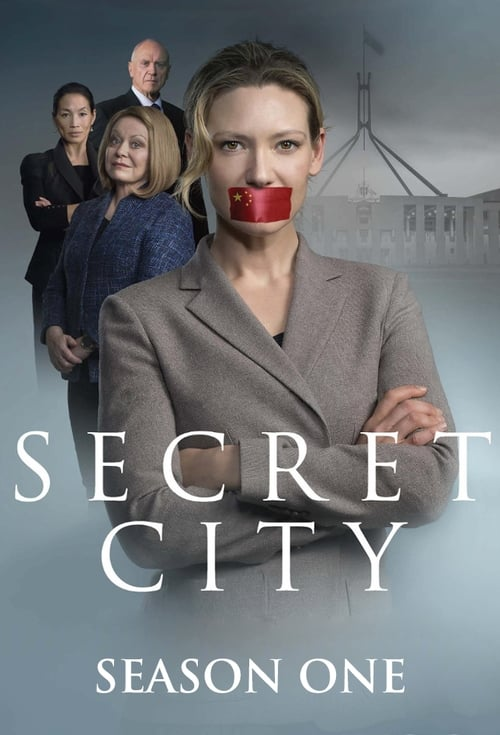Cover of the Season 1 of Secret City
