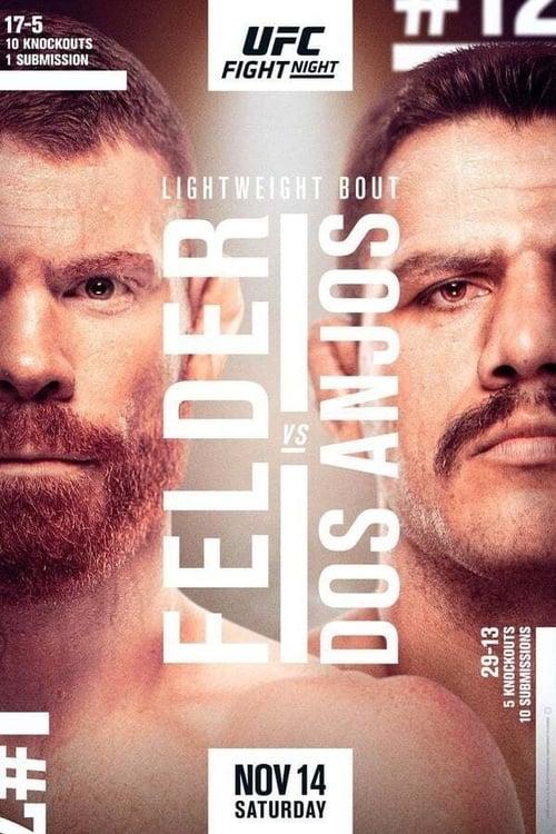 UFC Fight Night 183: Felder vs. Dos Anjos - Prelims