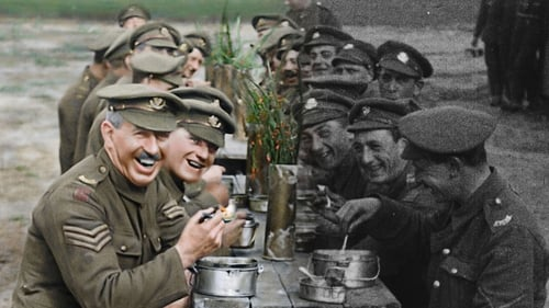 They Shall Not Grow Old (2018) Assistir Cinema Online