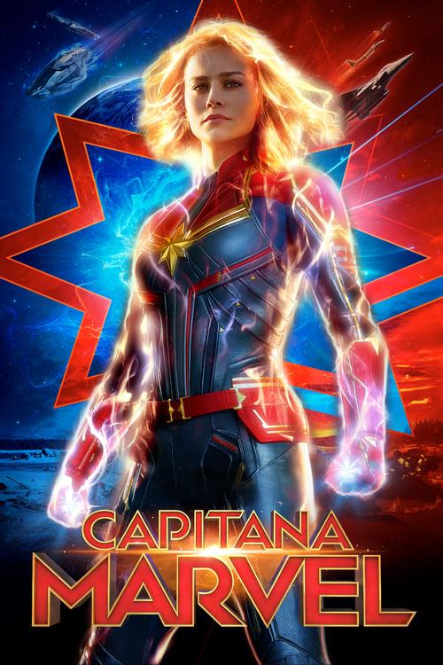 Capitana Marvel (2019) Repelisplus Ver Ahora Películas Online Gratis Completas en Español y Latino HD