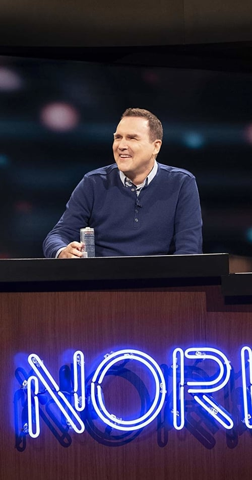 Cover of the Season 1 of Norm Macdonald Has a Show