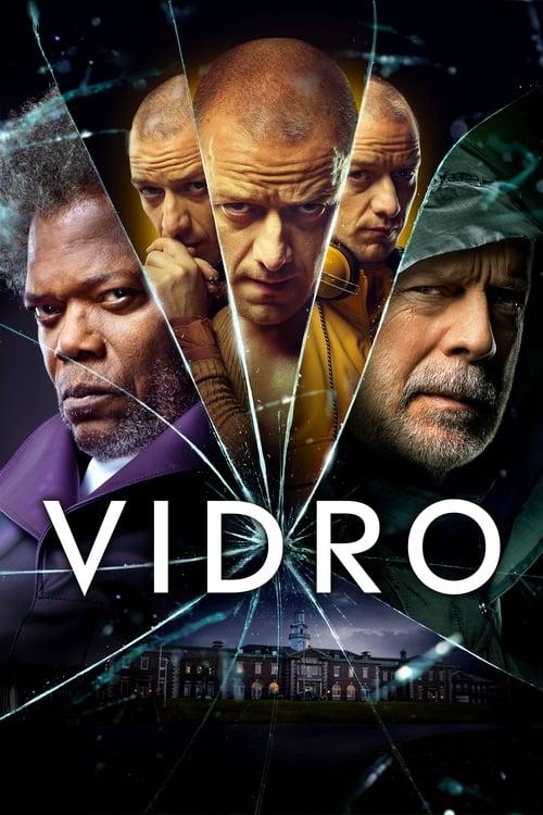 Glass - Vidro (2019) PelículA CompletA 1080p en LATINO espanol Latino