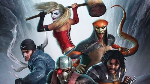 Suicide Squad: Hell to Pay (2018) Watch Full Movie Streaming Online