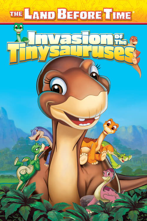 Watch The Land Before Time Xi Invasion Of The Tinysauruses In