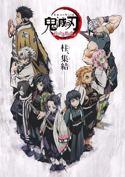 Demon Slayer: Kimetsu no Yaiba: The Hashira Meeting Arc (2020) Repelisplus Ver Ahora Películas Online Gratis Completas en Español y Latino HD