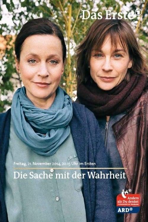 Die Sache mit der Wahrheit (2014) Poster
