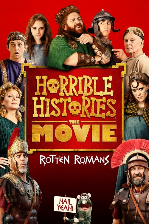 watch Horrible Histories: The Movie - Rotten Romans full movie online stream free HD