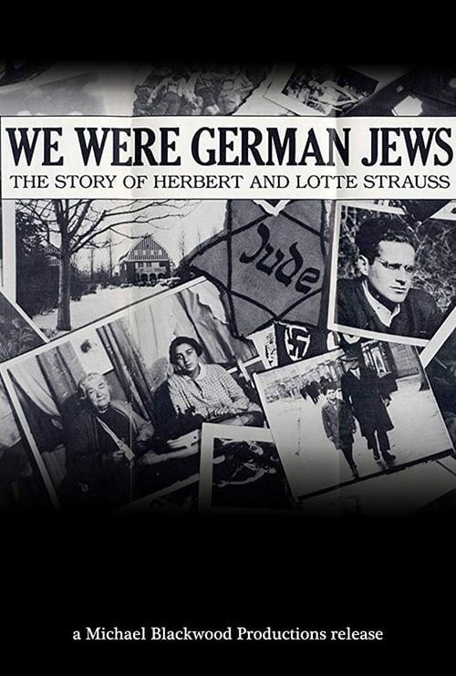 We Were German Jews