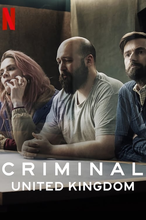Cover of the Season 1 of Criminal: UK