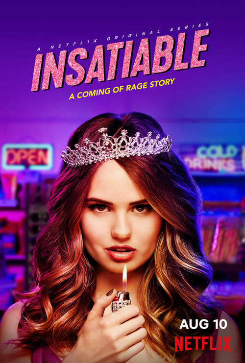 Cover of the Season 1 of Insatiable