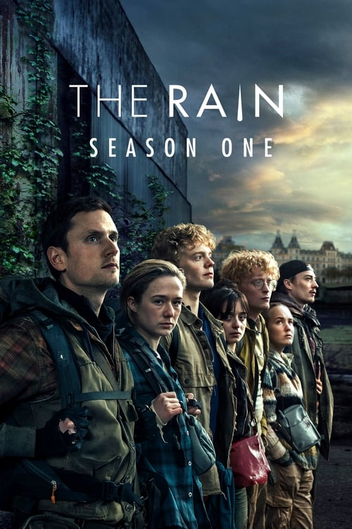 Cover of the Season 1 of The Rain