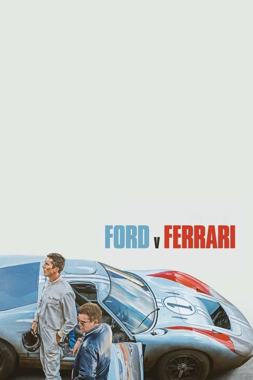 Ford v. Ferrari (2019) Poster