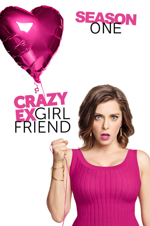 Cover of the Season 1 of Crazy Ex-Girlfriend