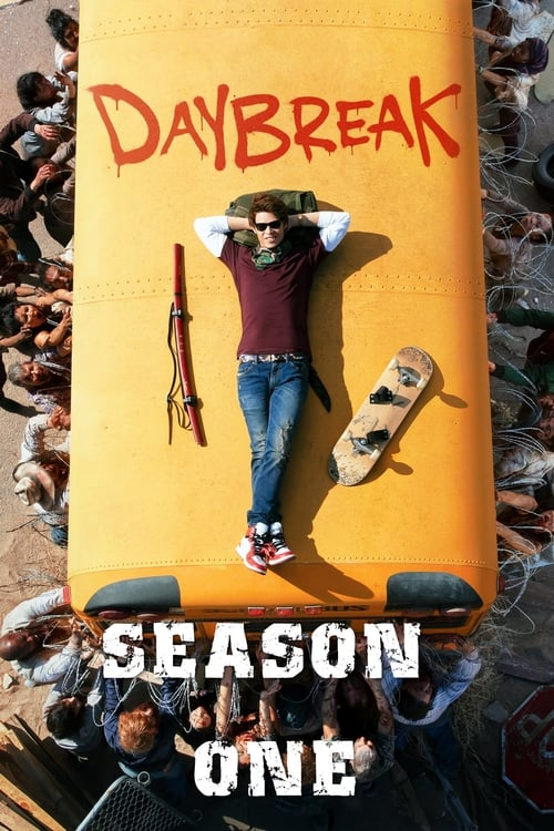 Cover of the Season 1 of Daybreak
