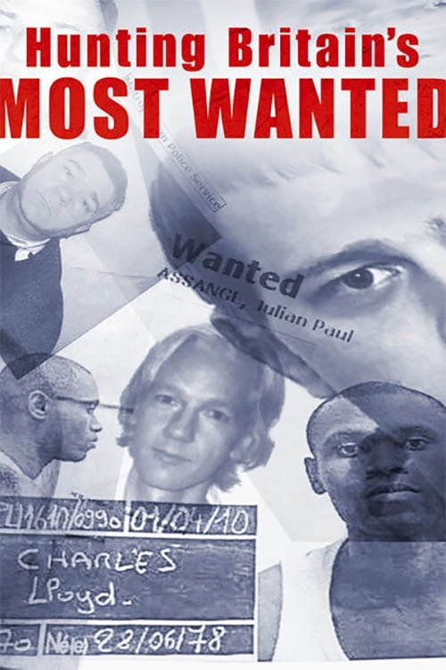 Hunting Britain's Most Wanted (2011) Poster