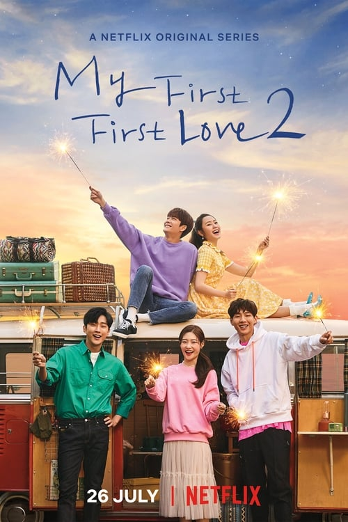 Cover of the Season 2 of My First First Love