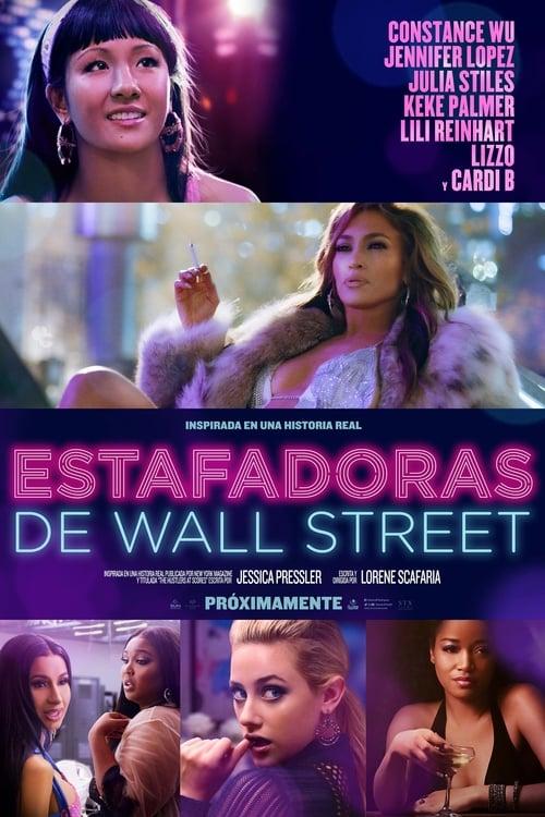 Estafadoras de Wall Street (2019) PelículA CompletA 1080p en LATINO espanol Latino