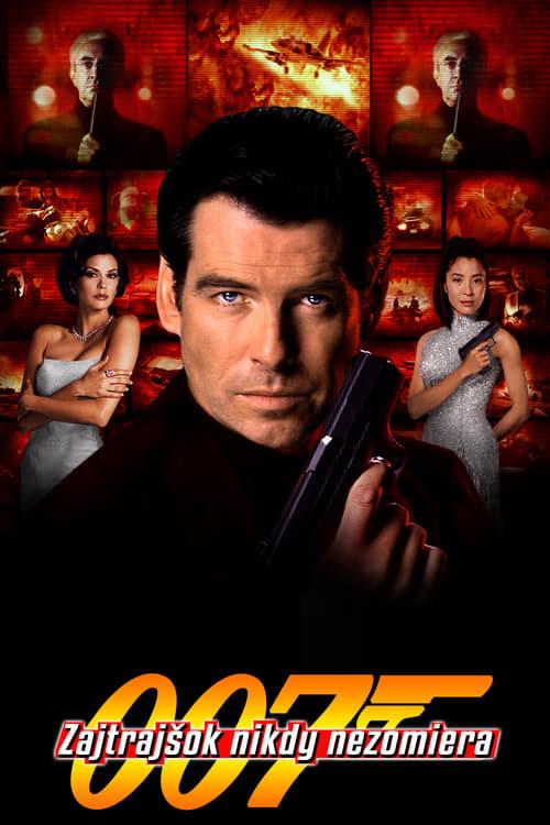 James Bond: Zajtrajšok nikdy neumiera
