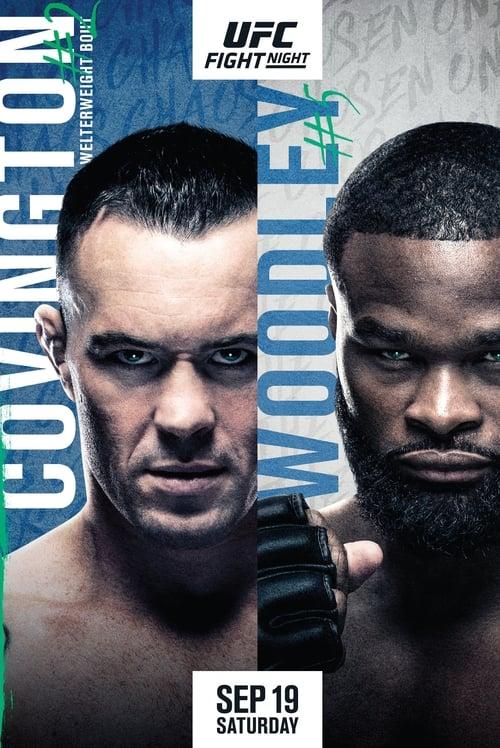 UFC Fight Night 178: Covington vs. Woodley
