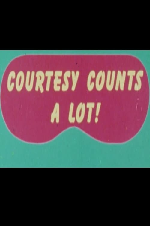 Courtesy Counts a Lot 1976