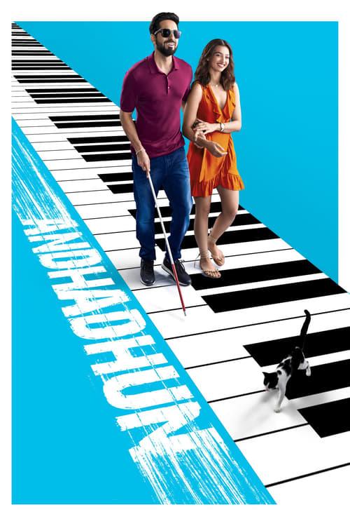 Andhadhun (2018) Poster