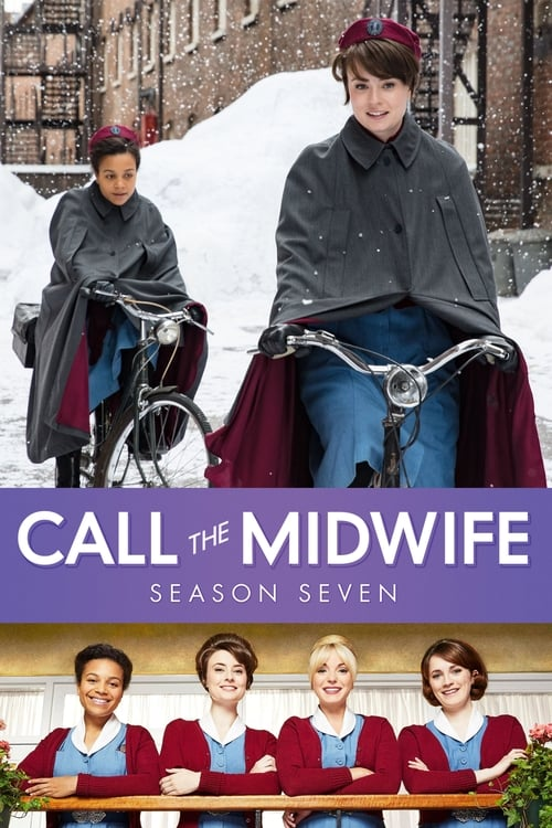 Cover of the Series 7 of Call the Midwife
