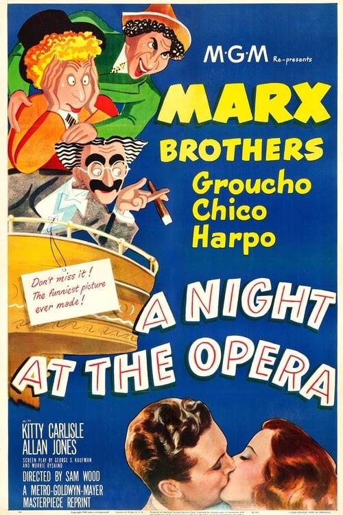 Operada Bir Gece