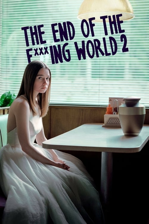 Cover of the Season 2 of The End of the F***ing World