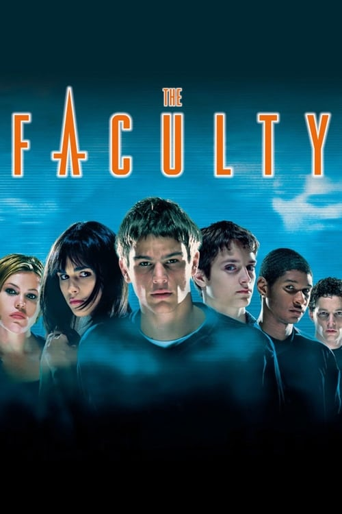 The Faculty (1998) Poster