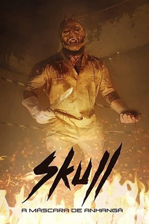 Skull: A Máscara de Anhangá 2021 - Dual Áudio 5.1 / Dublado WEB-DL 1080p