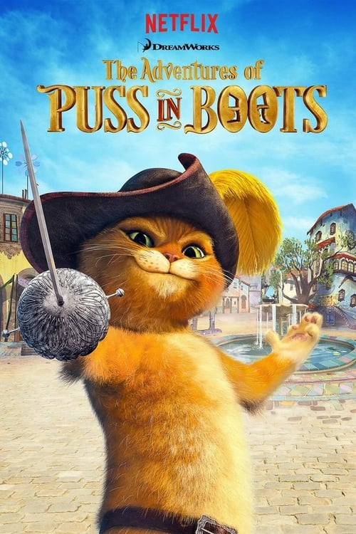 Cover of the Season 6 of The Adventures of Puss in Boots