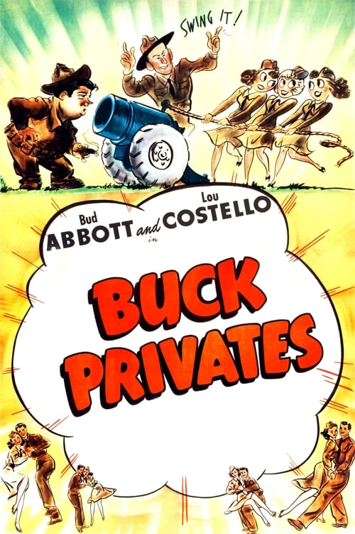 watch Buck Privates full movie online stream free HD