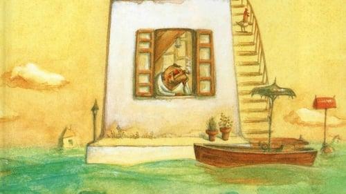 Un anciano vive en una ciudad casi inundada Ver La Maison en Petits Cubes (2008) Pelicula Completa en español